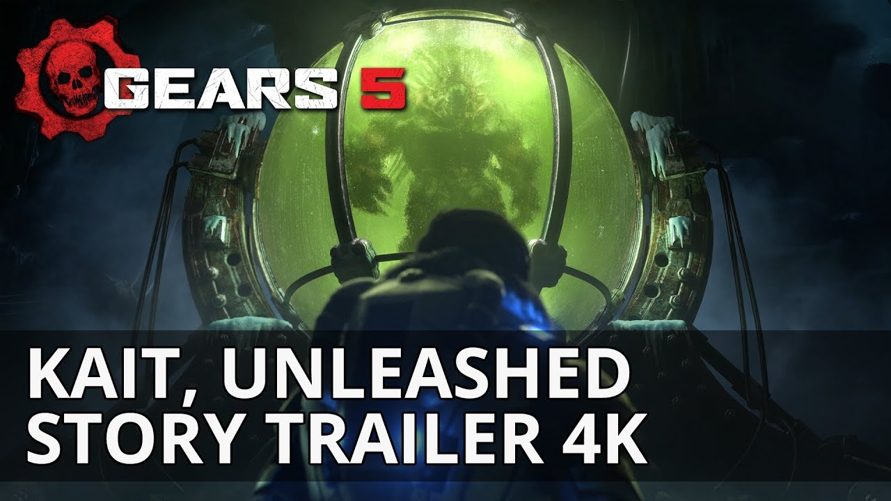 """Download Gears 5 - Story Trailer """"Kait, Unleashed"""" (Gamescom 2019)"""