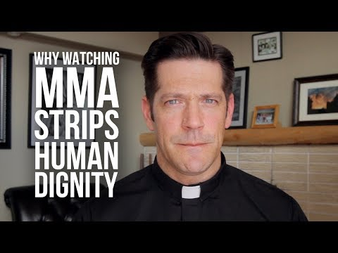 Why Watching MMA Strips Human Dignity