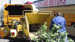 Commercial Truck Sales For Sale-wood Chipper (bc1230a)/chipper Dump Truck