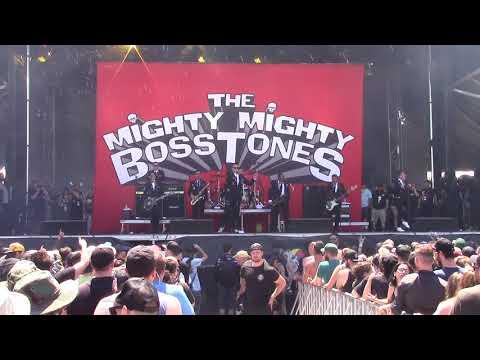 Mighty Bosstones Live at Montebello Rockfest 2018