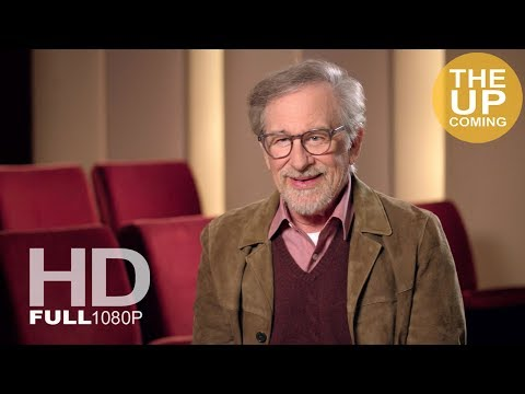 Steven Spielberg  on Blue, JA Bayona, Michael Crichton – Jurassic World Fallen Kingdom