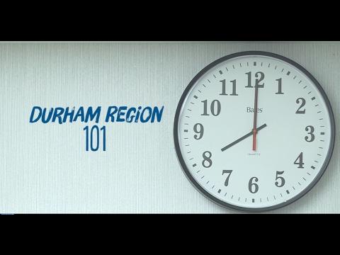 Durham Region 101