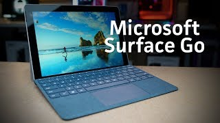 The three best things about the Microsoft Surface Go