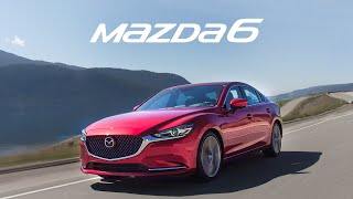 2018 Mazda 6 Turbo Review - Turbo Engine Turbo Handling