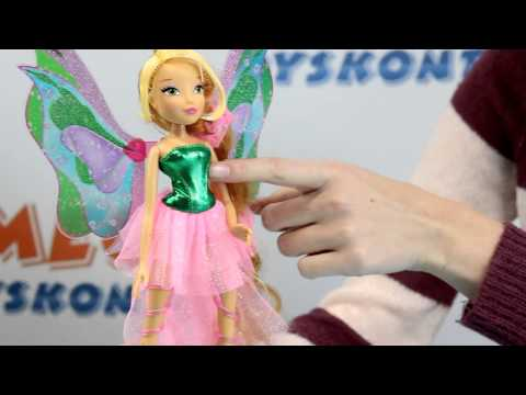 Princess Collection / Seria Księżniczek - My Fairy Friend - Believix & Harmonix Power - Winx Club