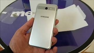 Samsung Galaxy J3 Prime New Silver color For metroPCS