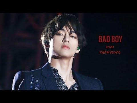 TAEHYUNG (Bts) • Bad Boy • [fmv]