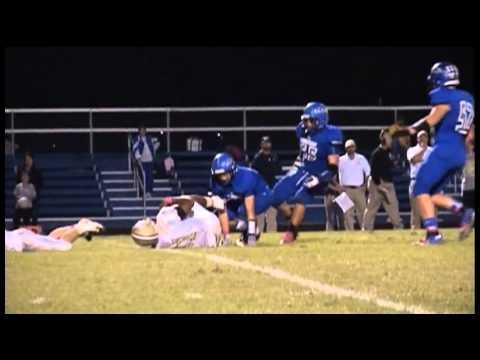 2012 LCA vs Middlesboro (Homecoming) Highlights