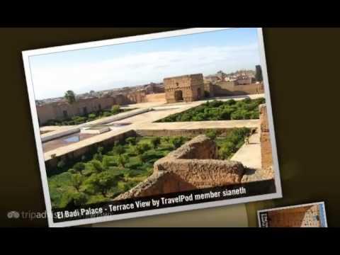 El Badi Palace - Marrakech, Morocco