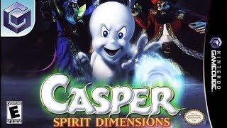Longplay of Casper: Spirit Dimensions