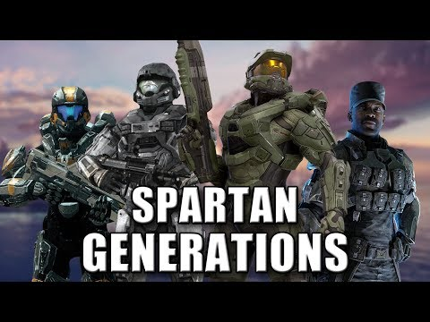 The Spartan Generations