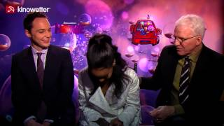 Baixar Interview Jim Parsons HOME