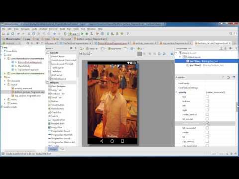Android App Development for Beginners – 29 – Changing the Memes Text