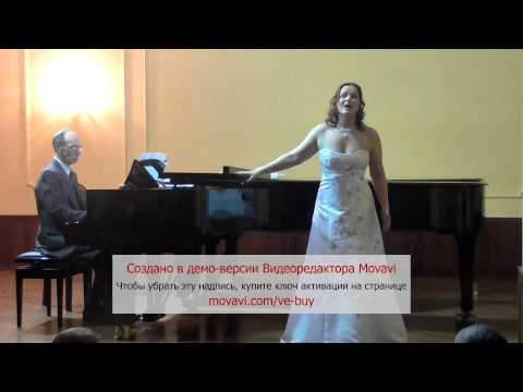 Ирина Бабина Арии и романсы зарубежных композиторов.