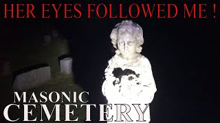Masonic graveyard