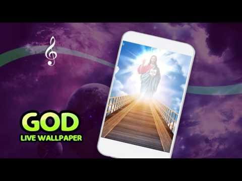 God  Wallpaper 3D