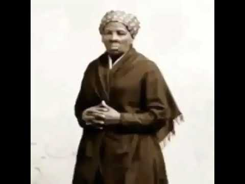 harriet tubman walk a mile in these louboutins