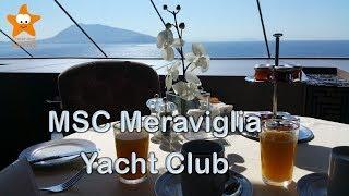 MSC Yacht Club è un area riservata all'interno delle nuove navi MSC...