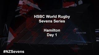 LIVE - Hamilton Sevens Super Session (Mandarin  Commentary) - HSBC World Rugby Sevens Series 2020