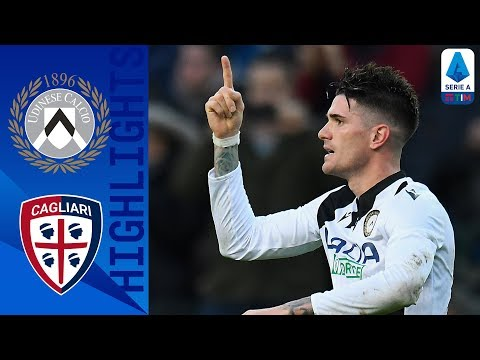 Udinese 2-1 Cagliari | Late Goals and Red Card as Udinese Secure Win! | Serie A TIM