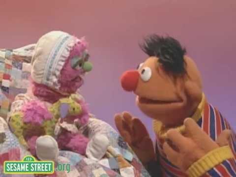 """Sesame Street: Song -- Ernie sings """"Feelings"""""""
