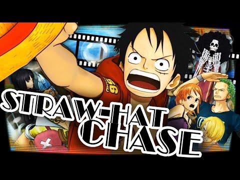 "DOUBLE DOSE EN 3D | TRIATHLON OP #18 : Film 11 : ""One Piece 3D : Straw Hat Chase"""