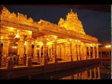 Vellore Golden Temple Sripuram Shri Mahalakshmi Narayani Temple
