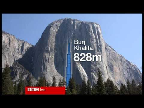 นักปีนเขาสองคน พยายามพิชิตหน้าผาแกรนิต El Capitan สูง 900 เมตร โดยไม่มีอุปกรณ์ช่วย - BBC Thai