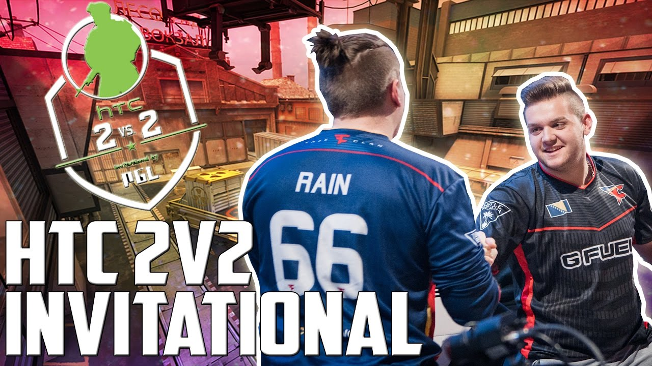 BEST OF DAY 1&2 HTC 2V2 INVITATIONAL Ft  kennyS, shox, Niko and More!