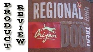 Orijen Regional Raw Dog Treat: Product Review & Trick Tutorial