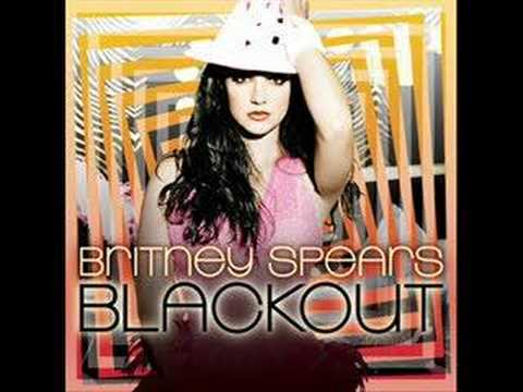 Britney Spears - Perfect Lover - BLACKOUT (LYRICS)