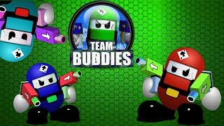 BioPhoenix Game Reviews: Team Buddies (PS1)