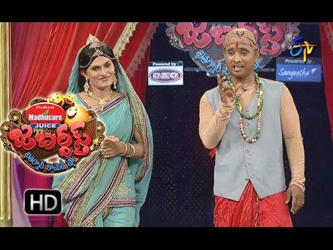 Jabardasth - Adhire Abhinay Performance - 9th June 2016 - జబర్దస్త్