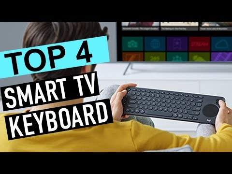 BEST 4: Smart TV Keyboard 2019