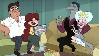 Тоффи и Мун-Это не девочка, это беда