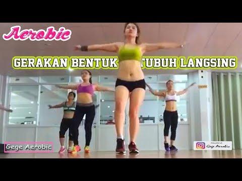Senam Aerobic Body Language Membentuk Perut Dan Tubuh Indah