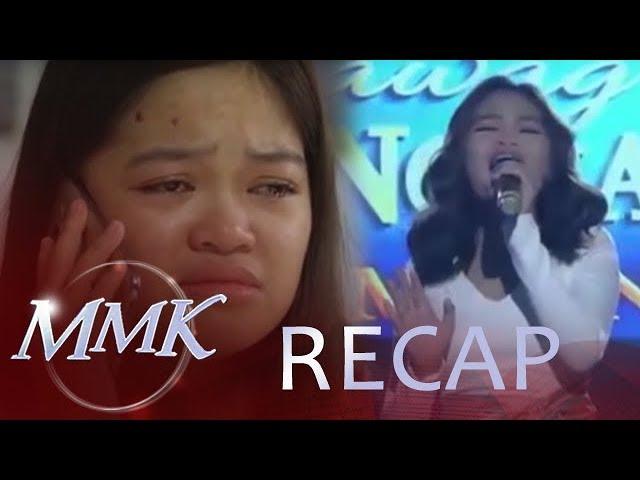 Maalaala Mo Kaya Recap: Mikropono (Janine Berdins Life Story)