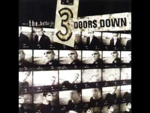3 Doors Down - Not Enough