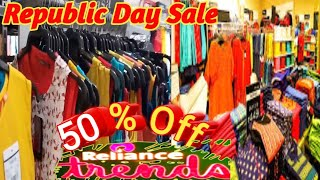 Republic day offer, Flat 50% o…