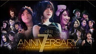 JKT48 7th Anniversary Concert - Migikata (Pundak Kanan)