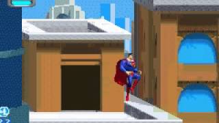Justice League: Injustice for All - GBA