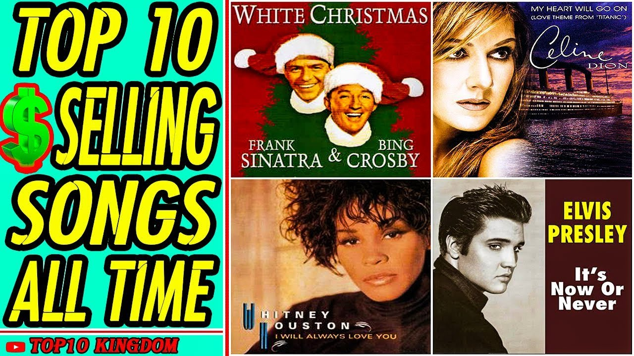 top 10 best selling songs of all time - Best Selling Christmas Song Of All Time