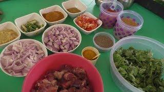 village style Cooking diwali special mutton kulambu - food vlog / Cooking By Village food Recipes