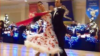 Vladislav Shakhov Ekaterina Popova Tango April 2018