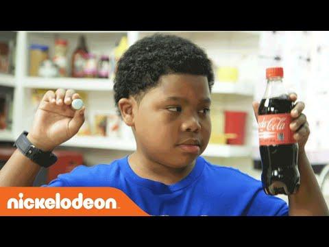 How to Prank | Sabotage Your Friend's Soda with Benjamin Flores Jr. | Nick