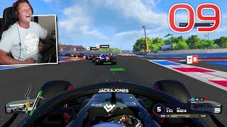 F1 2019 Career Mode - Part 9 - Amazing Race in France