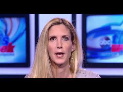 """Ann Coulter CALLS OUT Trump: """"Only National Emergency Is That Our President Is An Idiot"""""""