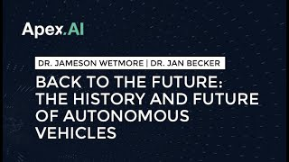 Back to the Future: The History and Future of Autonomous Vehicles