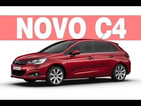novo citroen c4 2018 2019 ficha t cnica pre o consumo youtube. Black Bedroom Furniture Sets. Home Design Ideas