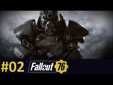 В поход за броней и крышками - Fallout 76 (прохождение, 2020) #02